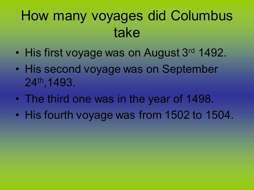 Christopher Columbus By: Chris Meek Cameron Muncy