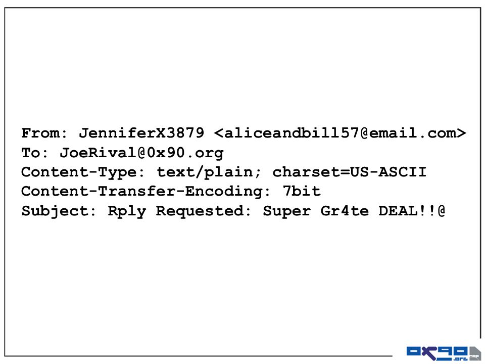 From: JenniferX3879 To: JoeRival@0x90.org Content-Type: text/plain; charset=US-ASCII Content-Transfer-Encoding: 7bit Subject: Rply Requested: Super Gr