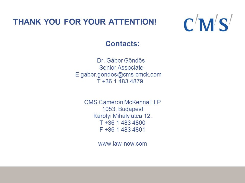 Contacts: Dr.