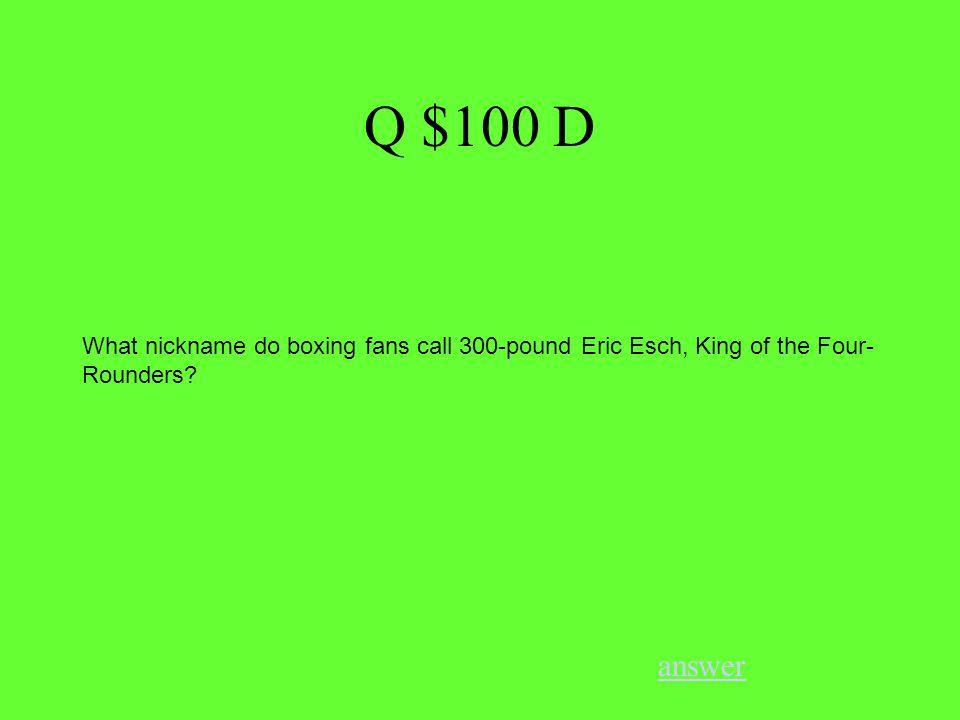 A $500 D Luke and Murphy Jensen