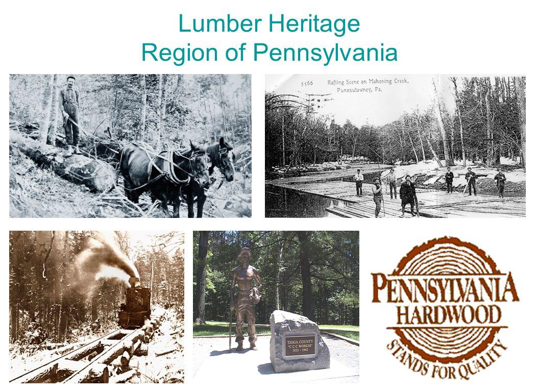 Lumber Heritage Region of Pennsylvania