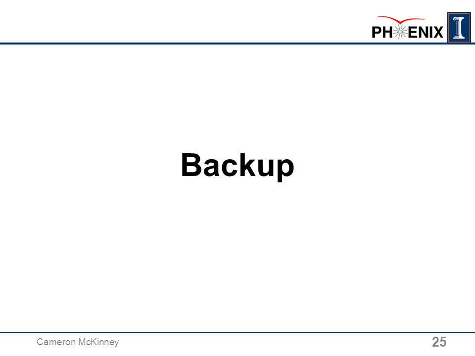 Backup 25 Cameron McKinney
