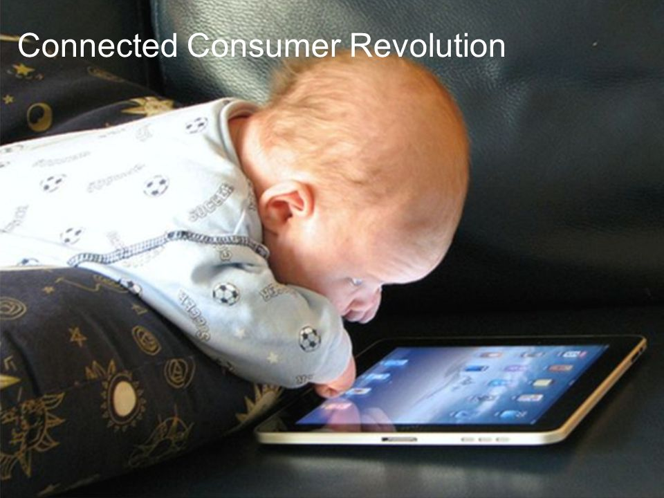 Connected Consumer Revolution