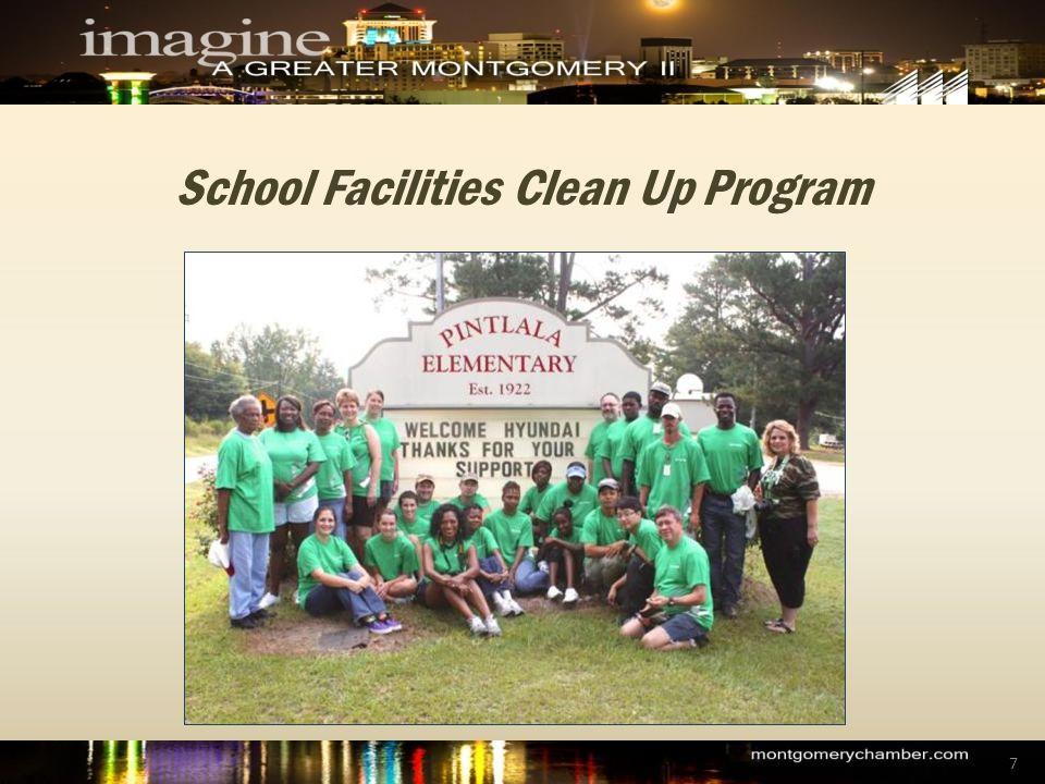 School Facilities Clean Up Program 7