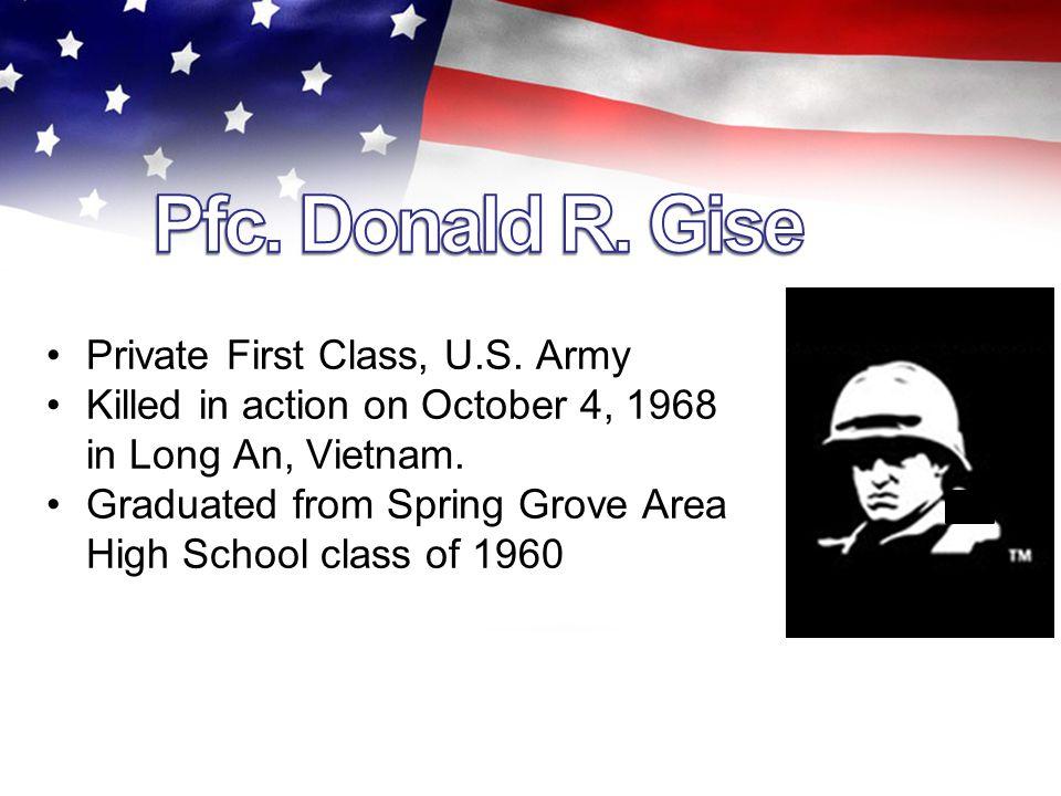 Private, U.S.