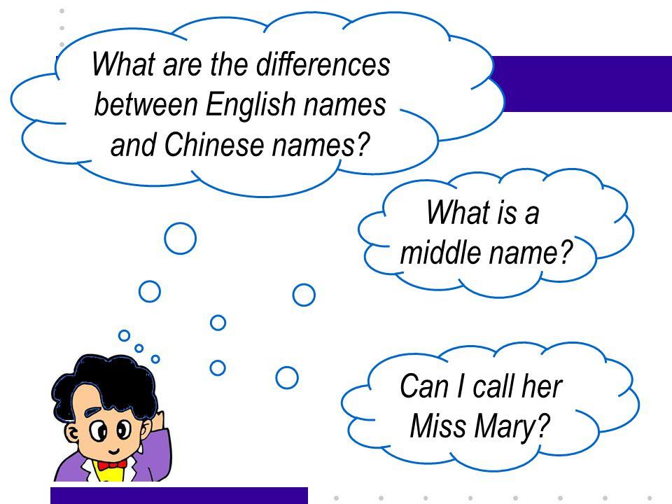 Passage X33 How families were named—— places Mr.Alan Villa Mrs.