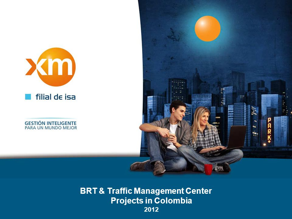 BRT & Traffic Management Center Projects in Colombia 2012