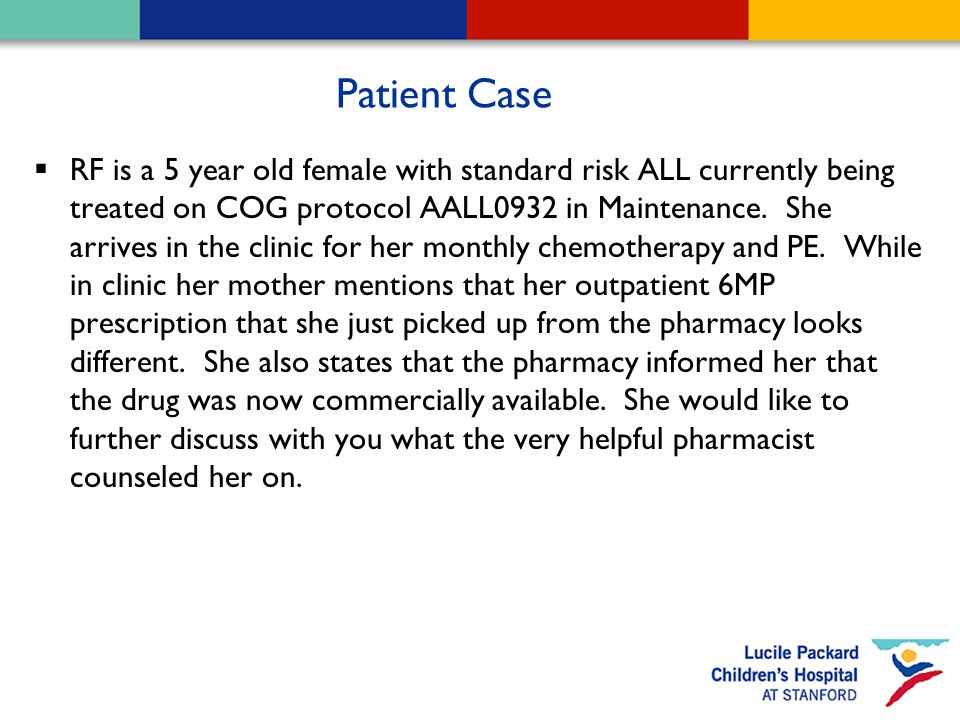 Other Home Chemotherapy Meds - MTX  Methotrexate (MTX)  2.5 mg tablet size  Lots of tablets for older kids  Compliance: lots to take, count tablets correctly  Other tablet sizes  10 mg, 15 mg  Possible errors in dispensing/prescribing  Difficult to change dose  Liquid: IV for PO use  Coverage by insurance  Taste