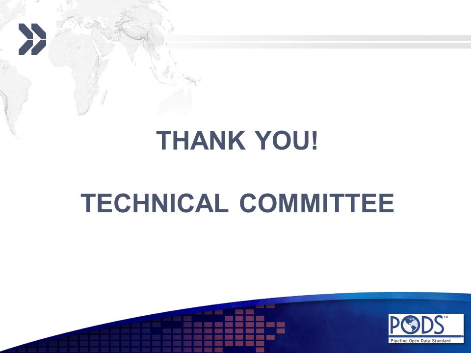 THANK YOU! TECHNICAL COMMITTEE