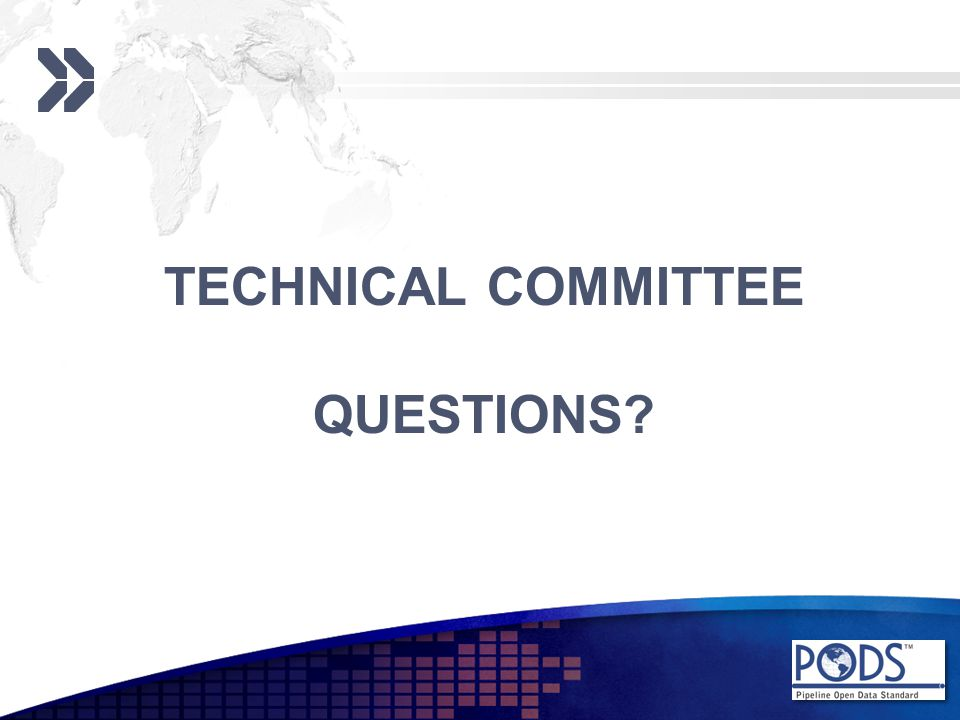 TECHNICAL COMMITTEE QUESTIONS