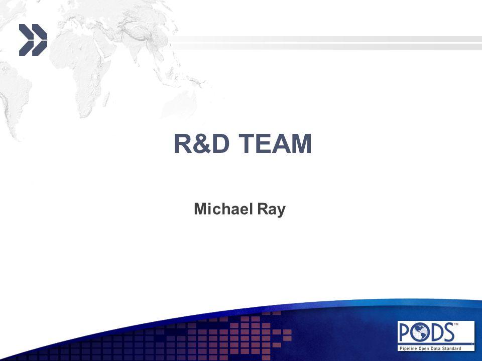 R&D TEAM Michael Ray