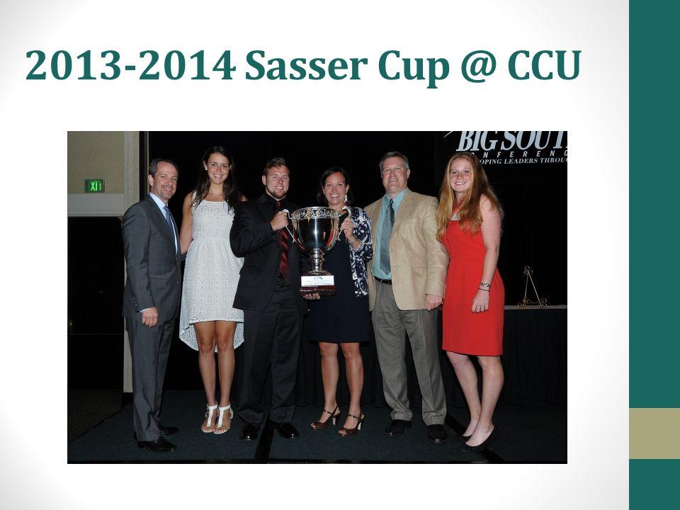 2013-2014 Sasser Cup @ CCU