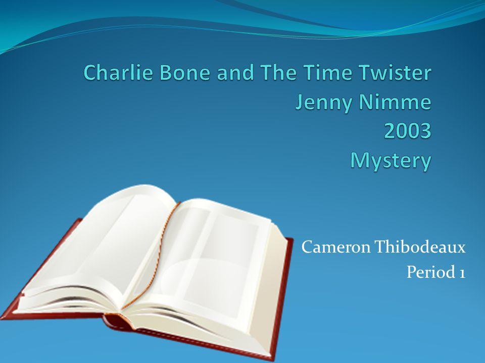 Cameron Thibodeaux Period 1