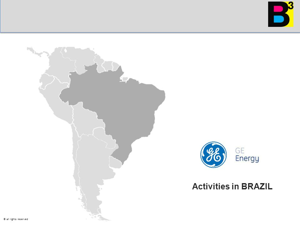 16 Activities in BRAZIL © all rights reserved