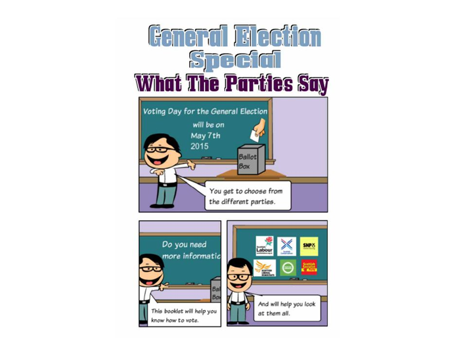 General Election Special Thursday May 7 th 2015