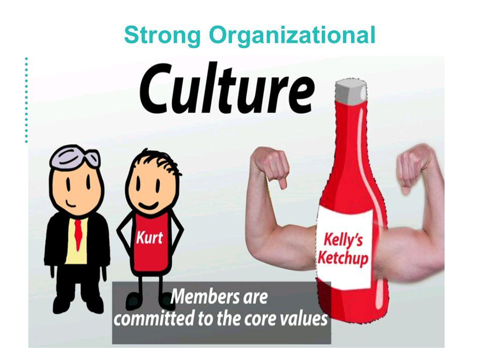 Strong Organizational