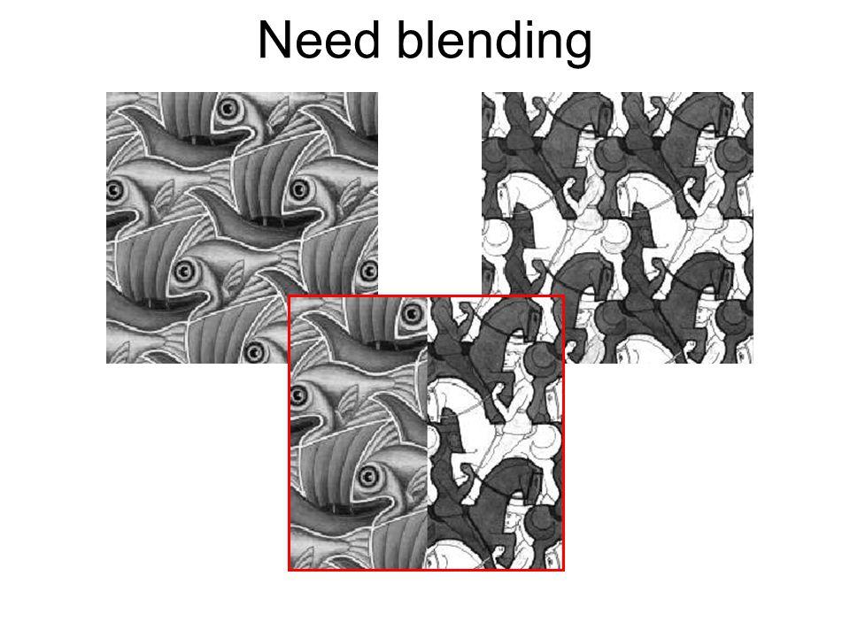 Need blending