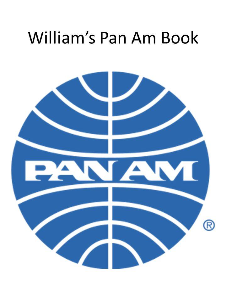 William's Pan Am Book