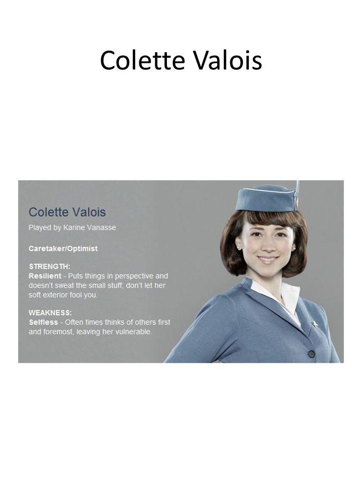 Colette Valois