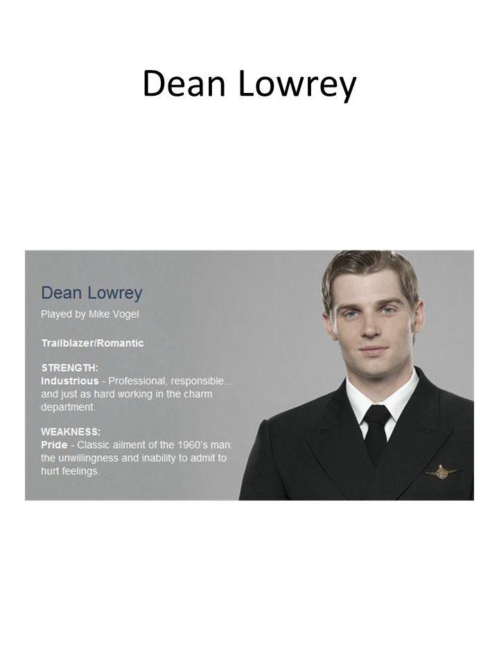 Dean Lowrey