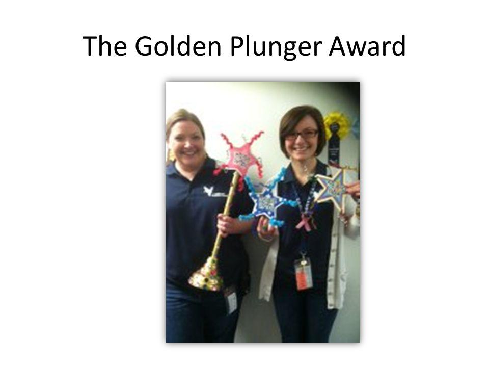 The Golden Plunger Award