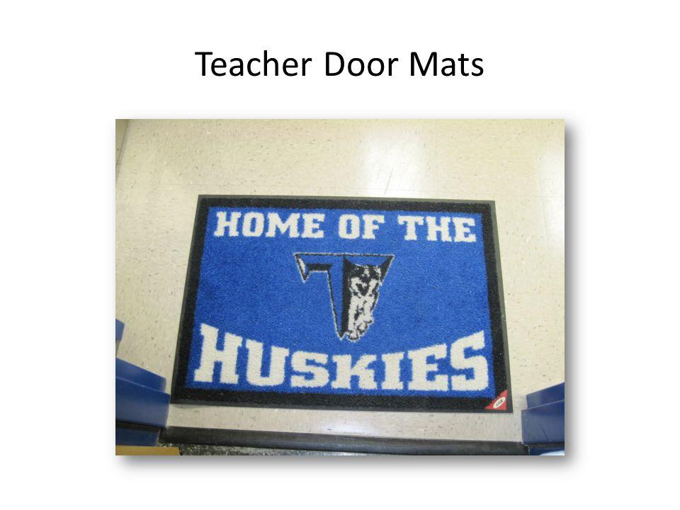 Teacher Door Mats