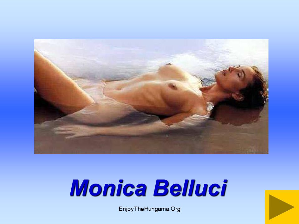 Monica Belluci EnjoyTheHungama.Org