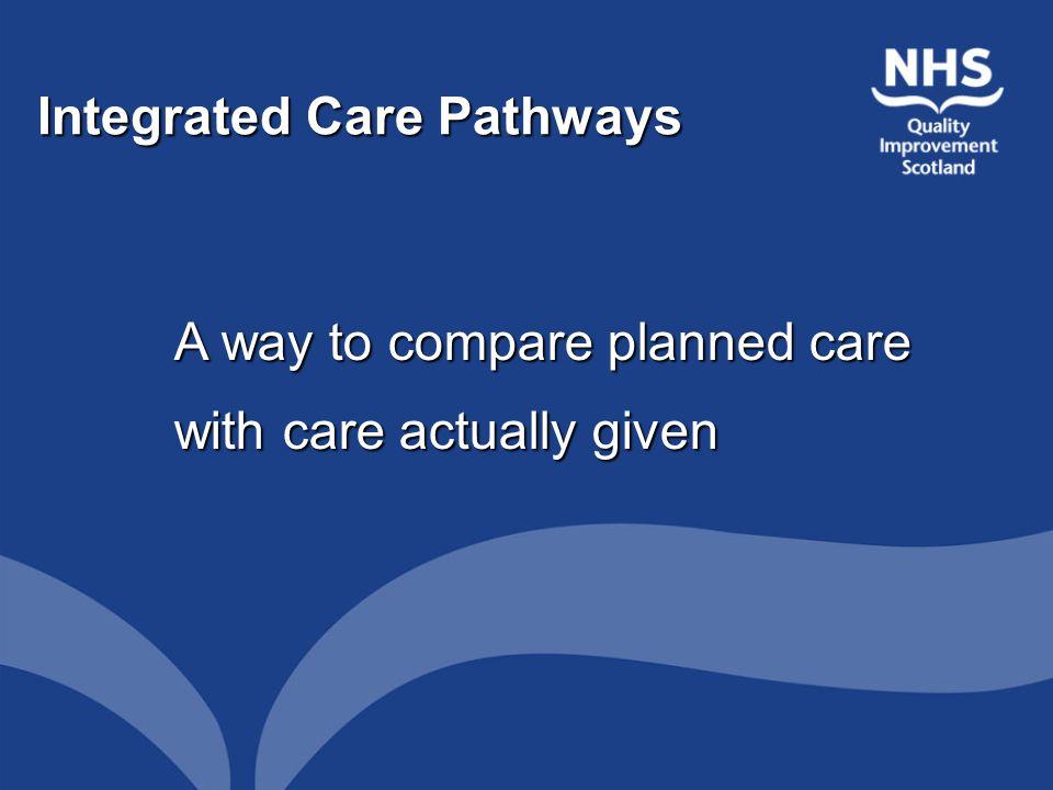 Stepped Care model