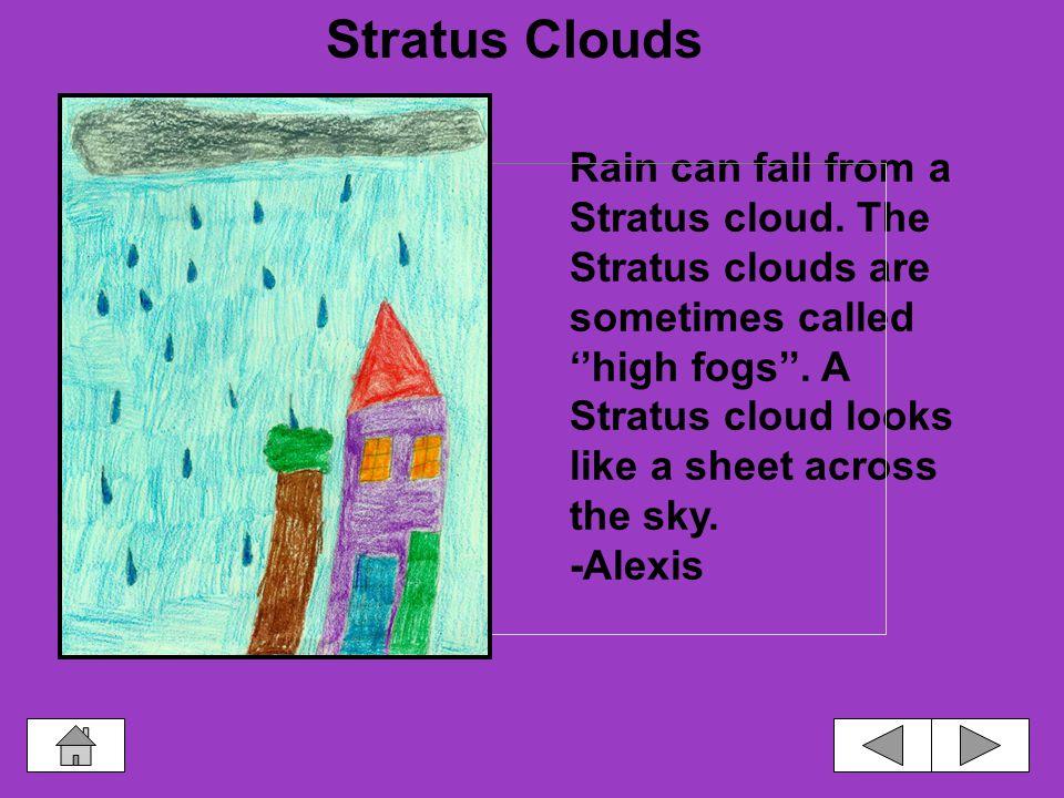 Clouds Stratus Clouds Cumulus Clouds Clouds
