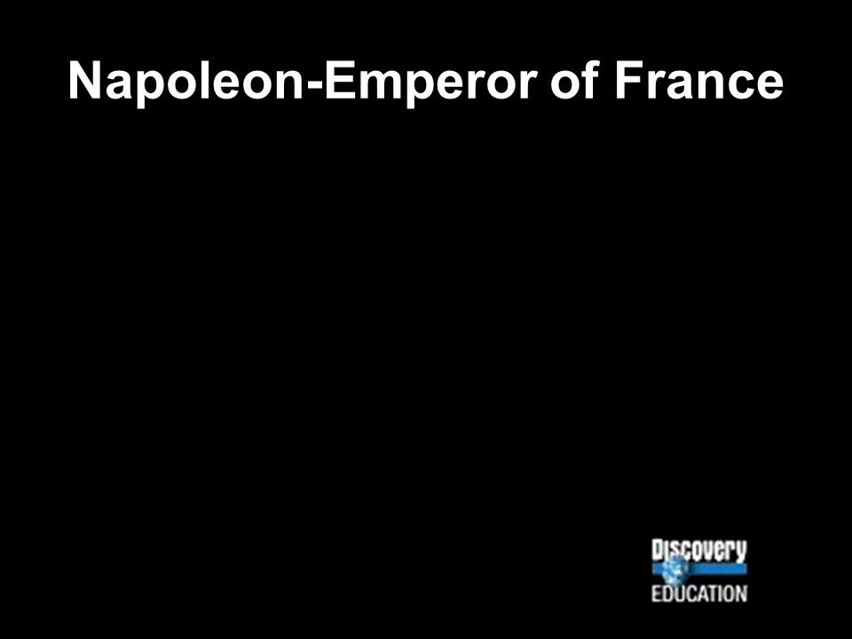 Napoleon-Emperor of France
