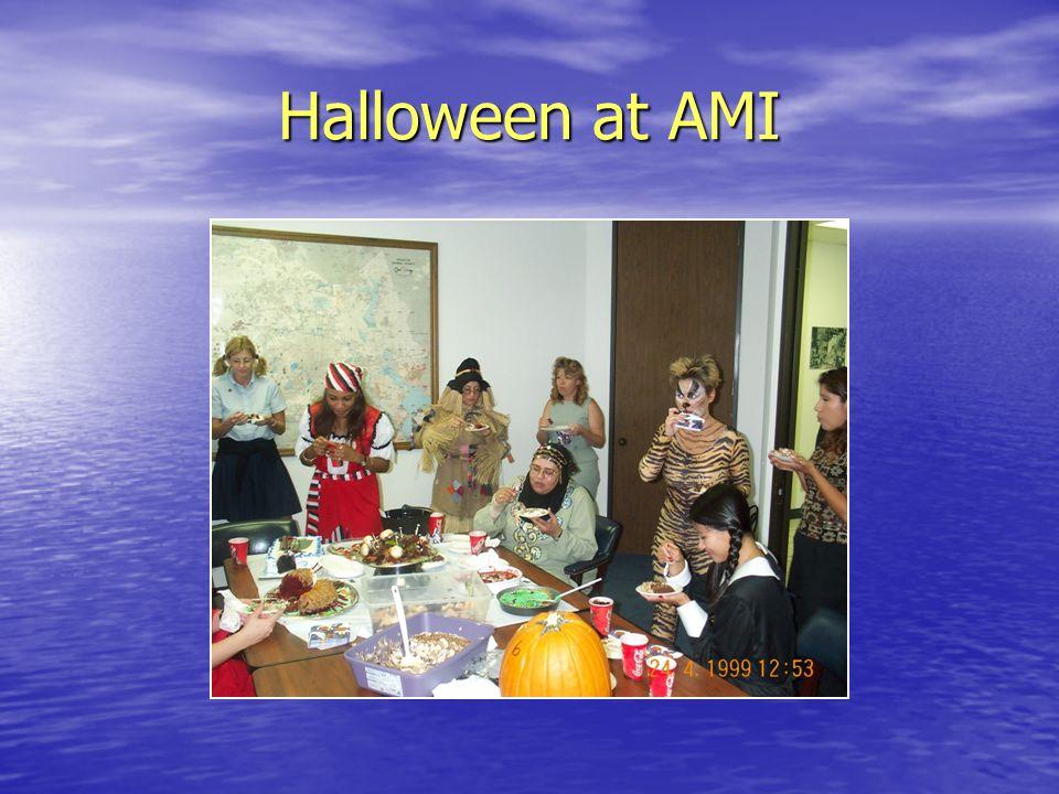 Halloween at AMI