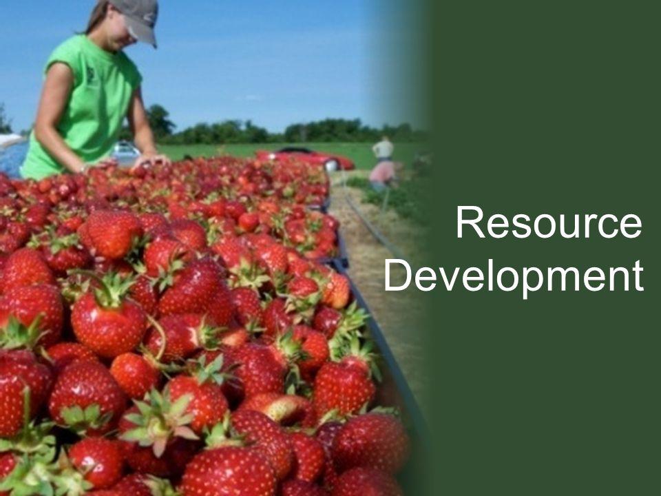 Resource Development