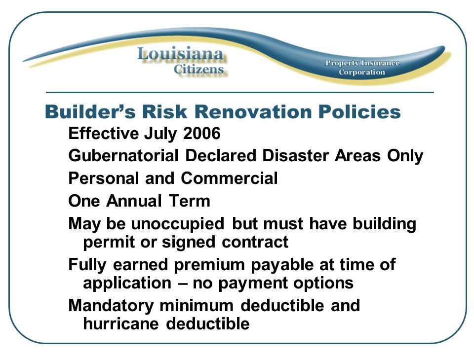 Gubernatorial Declared Disaster Areas JeffersonTangipahoa OrleansWashington PlaqueminesCalcasieu St.