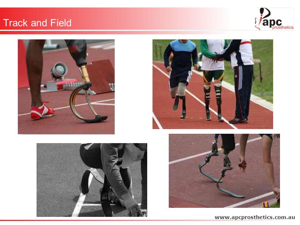 Track and Field www.apcprosthetics.com.au
