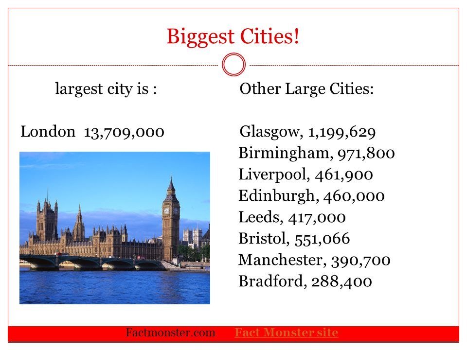 How Big is England Total Area: (244,820 sq km) Fact Monster sitemapsofworld.comFactmonster.com