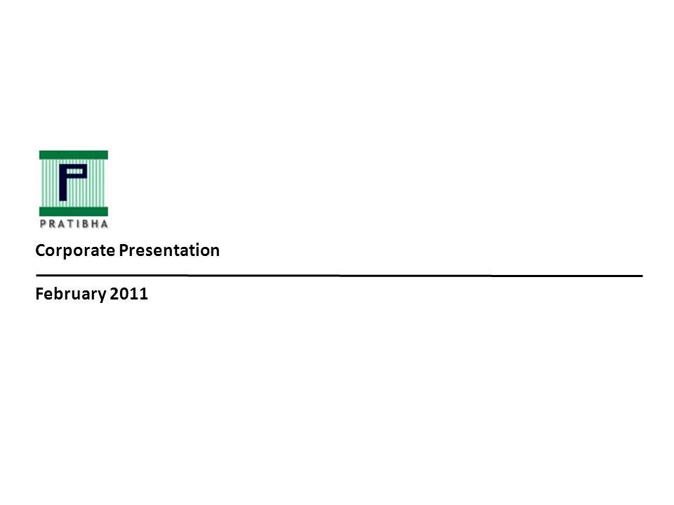 Confidential 0 Corporate Presentation February 2011