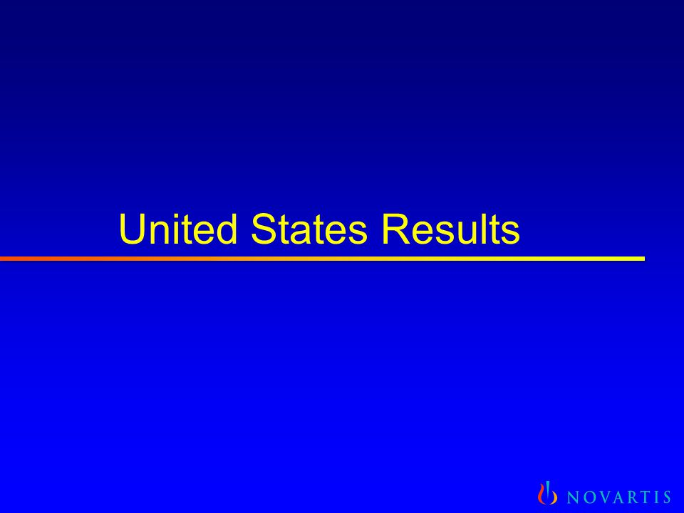 United States Results