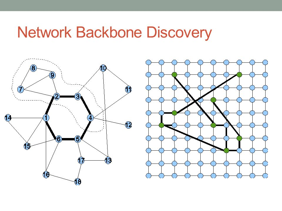Network Backbone Discovery