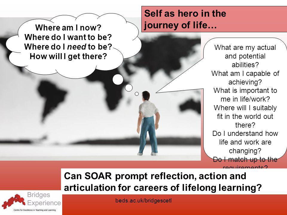 beds.ac.uk/bridgescetl Self- & Other-awareness skills in a success cycle