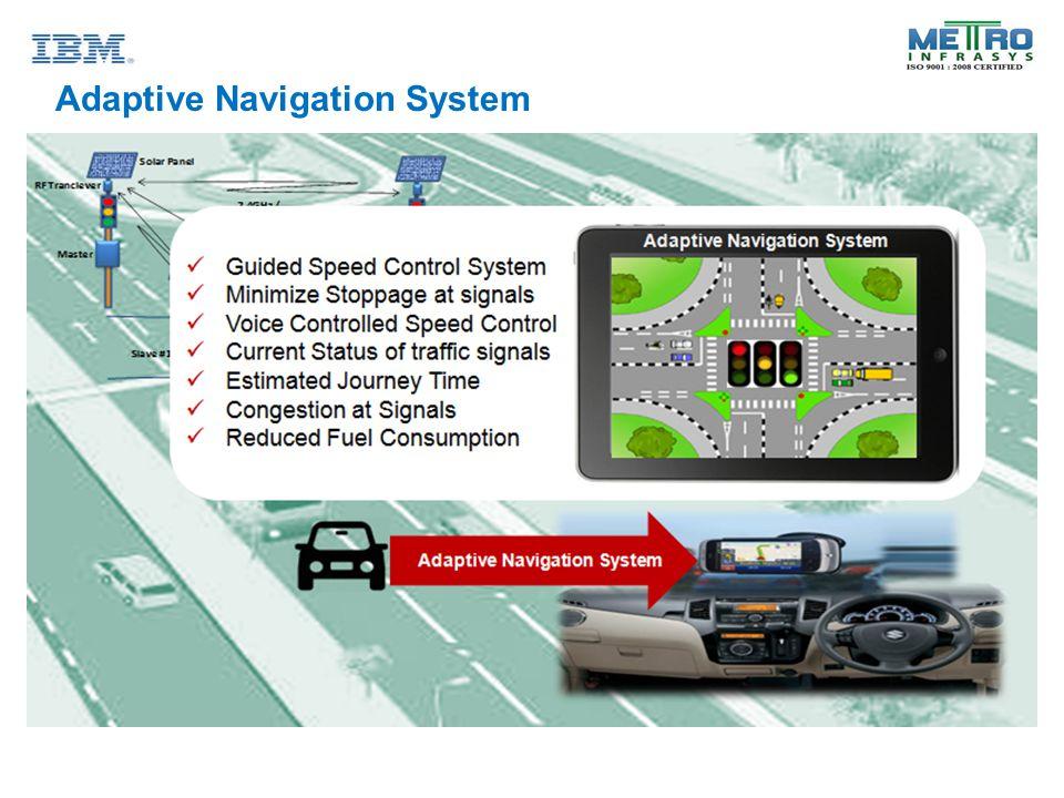 Adaptive Navigation System