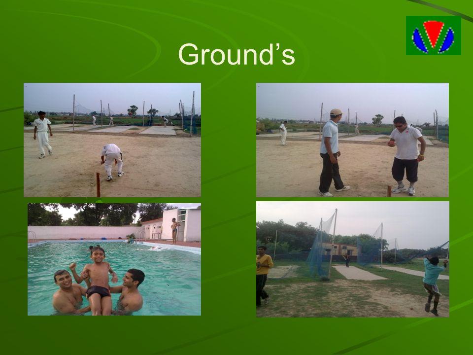 Ground's
