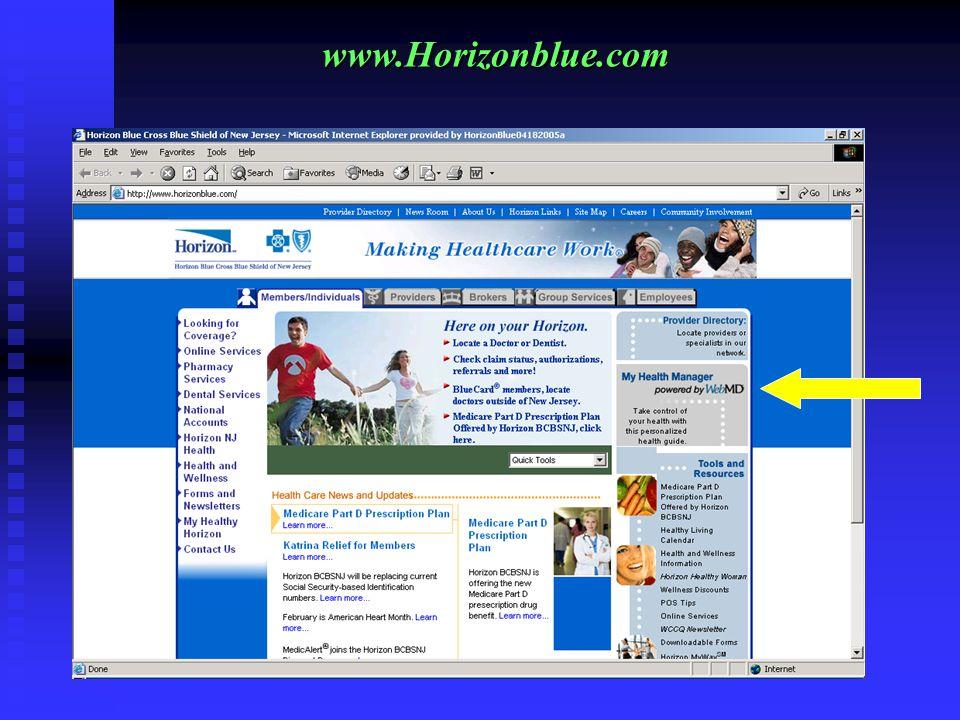 www.Horizonblue.com
