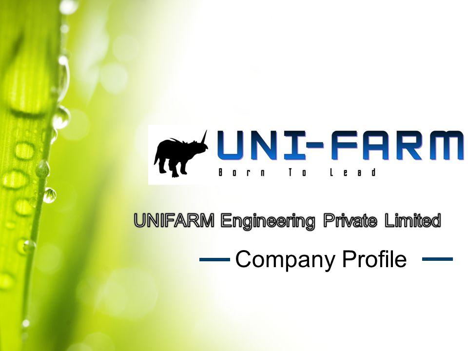 FIELDKING Company Profile BUPL Company Profile