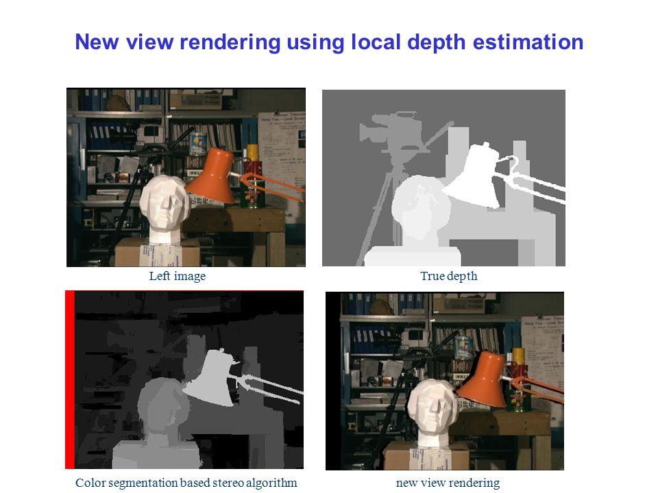 Color Segmentation Original image (frame 12)Original image (left) Color segmentation [Comanicius 97]