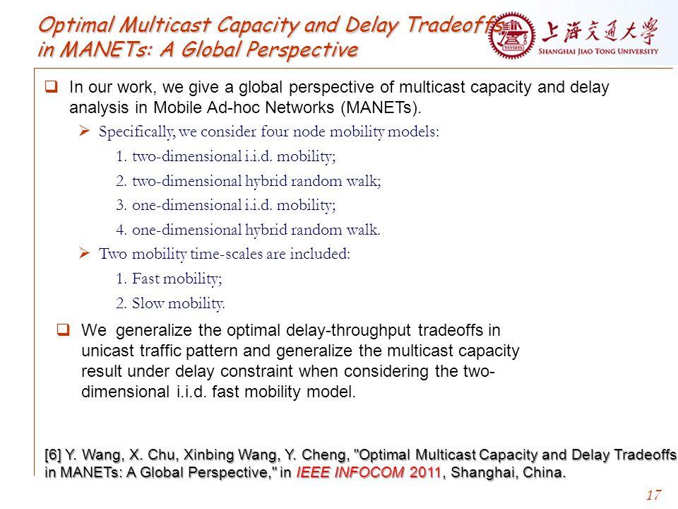 [6] Y. Wang, X. Chu, Xinbing Wang, Y.