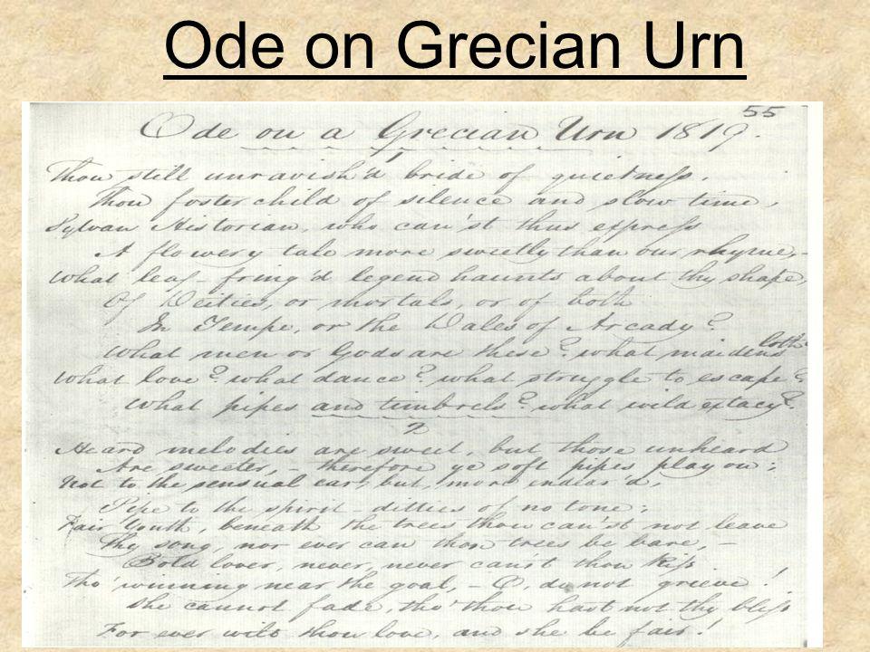 Ode on Grecian Urn