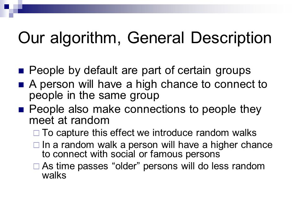 Our algorithm, Group Formation First Pass Clique Formation 123456123456 123456123456 123456123456 123456123456 123456123456 123456123456 123456123456 123456123456 123456123456 123456123456 123456123456 123456123456 123456123456