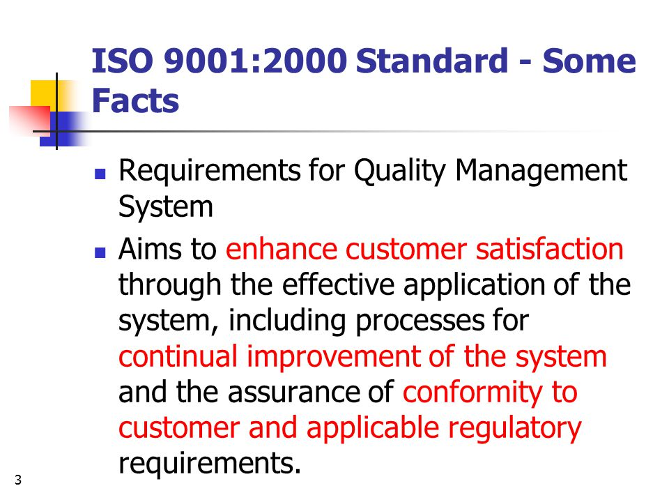 2 What is ISO Certification.