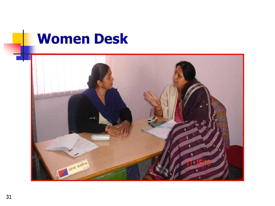 30 Information Desk