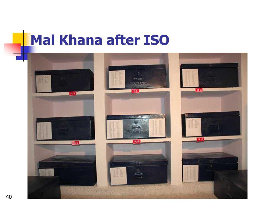 39 Old Mal khana